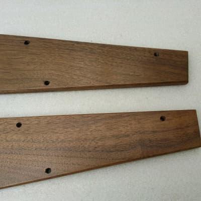 Oberheim XK Midi Controller Arpeggiator Analog Synthesizer Custom Wooden Side Panels American Walnut