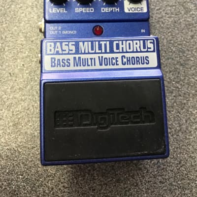 Digitech  Digitech Bass Chorus Guitar Effects Pedal for sale