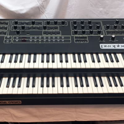 Vintage Sequential Prophet 10 - fully serviced & sold with a warranty