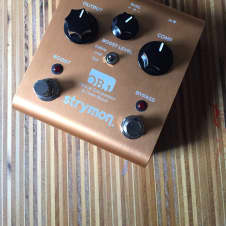 Strymon OB.1 Burnt Orange