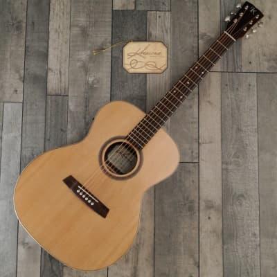 Kremona F15SE 'Orchestral/Folk' Steel Strung Electro Acoustic Guitar, Satin Natural for sale