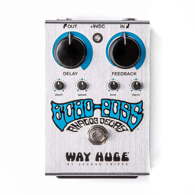 Way Huge WHE702S Echo-Puss Analog Delay Effects Pedal