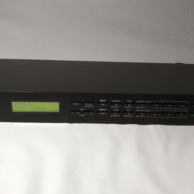 Kawai K1R Digital Synthesizer rackmount synth w/ power adapter - Factory Patches