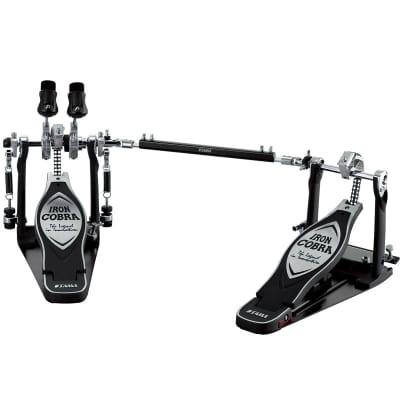 Tama HP900PWLN Iron Cobra 900 Series Power Glide Double Bass Drum Pedal Lefty