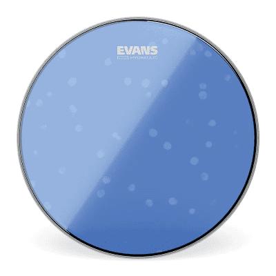 "Evans TT16HB Hydraulic Blue Drum Head - 16"""