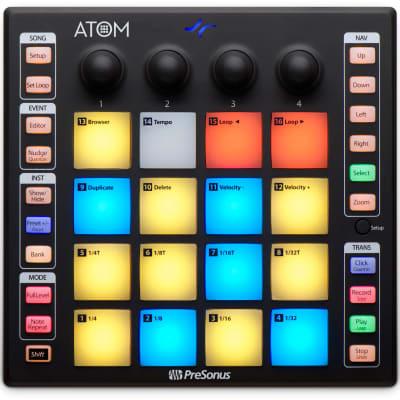PreSonus ATOM USB 2.0 Pad Controller