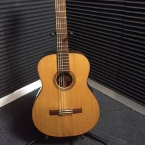 Goya G-17 1960's Classical Guitar Made in Sweden for sale
