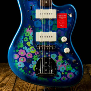 Fender Traditional 60s Jazzmaster - Blue Flower - Free Shipping for sale