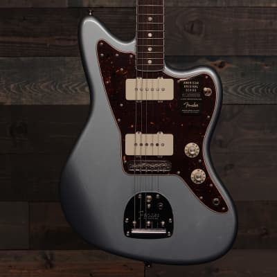 Fender American Original '60s Jazzmaster Rosewood Fingerboard Ice Blue Metallic for sale