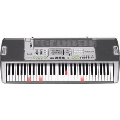 Casio LK-200S 61-Key Key-Lighting Keyboard