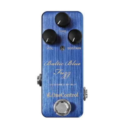 One Control Baltic-Blue Fuzz for sale