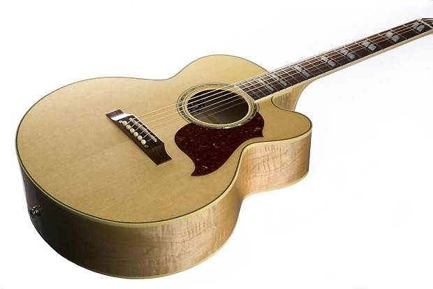 Guitars & Basses Gibson J-29 Mint Montana Rosewood Acoustic-electric Guitar Antique Natural Skilful Manufacture Musical Instruments & Gear
