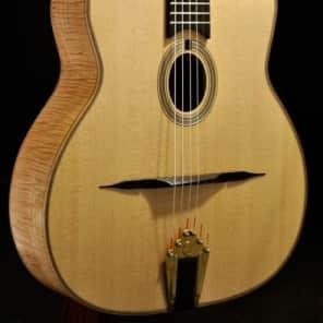 Shelley D. Park Encore Petite Bouche Gypsy Jazz Guitar for sale