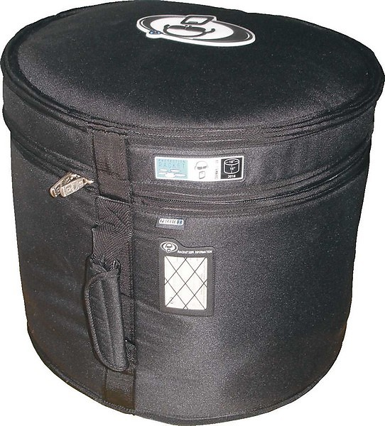 protection racket 16x16 floor tom soft drum case reverb. Black Bedroom Furniture Sets. Home Design Ideas