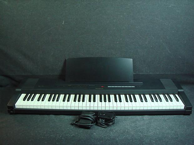 Roland EP-75 76-Key Digital Keyboard W/Sustain Pedal