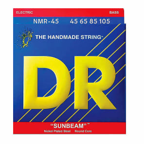 DR NMR-45 Sunbeam Medium Bass Strings