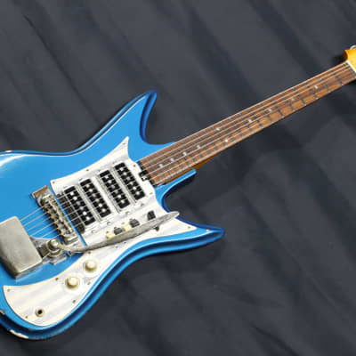 TEISCO / ET-460 K4L Blue Secondhand! [71658] for sale