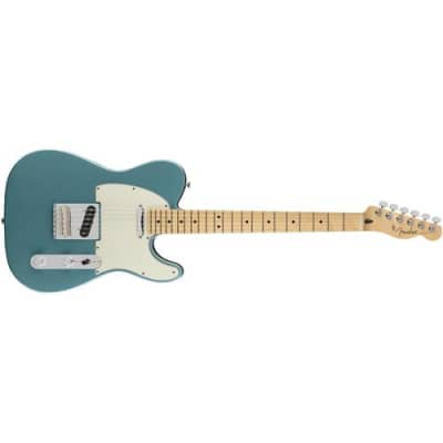 Fender Player Telecaster Electric Guitar, Maple Fingerboard, Tidepool