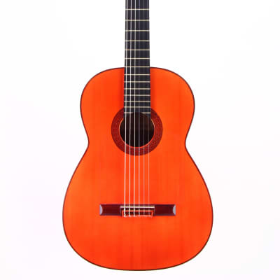 Conde Hermanos (Faustino Conde) 1a Media Luna 1976 - a guitar similar to Paco de Lucia's guitars! for sale