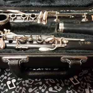 Yamaha YCL-250 Bb Student Clarinet