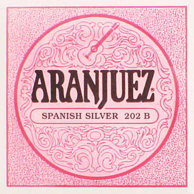 Aranjuez Spanish Silver AR-202 B-2 string for sale