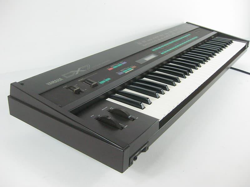 Original Yamaha DX7 Digital FM Synthesizer DX 7 w/ New | Reverb