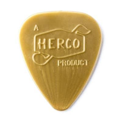 Dunlop HEV210R Herco Nylon Vintage '66 Light Guitar Picks (36-Pack)