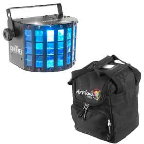 Chauvet Mini Kinta DMX 3W LED Derby Effect Light