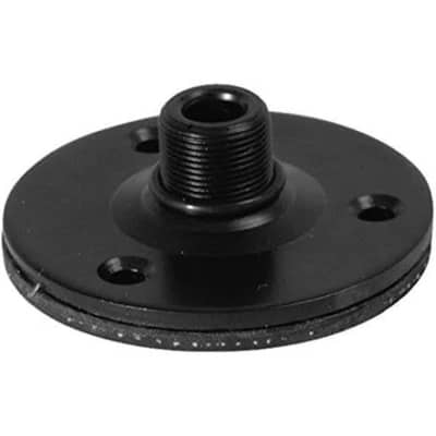 On-Stage TM08B Threaded Table Microphone Mount