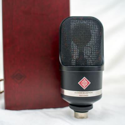 Neumann TLM 107 Large-diaphragm Condenser Microphone - Matte Black