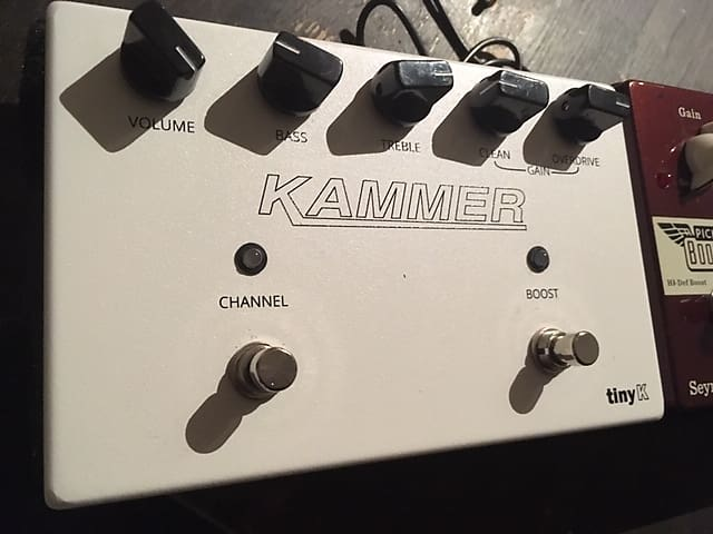 Kammer Tiny K Stomp Head