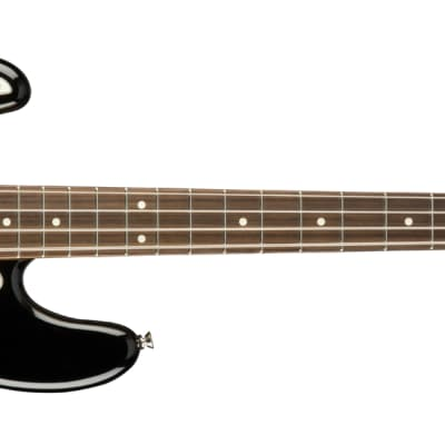 Fender American Pro Precision Bass - Rosewood, Black, Left for sale