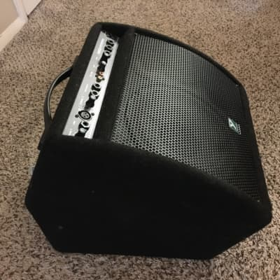 Yorkville  50w Power Wedge late 2000s Black for sale