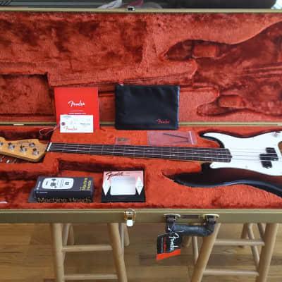 Fender Custom American Precision Bass 2018 3-Color Sunburst for sale