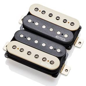 EMG 59/63-Z Retro Active Super 77 Humbucker Set w/ Tune-O-Matic Spacing