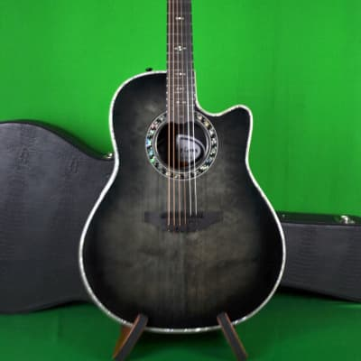 Ovation Pro Series 2079AX-5T Legend Acoustic Electric with Hard Shell Case