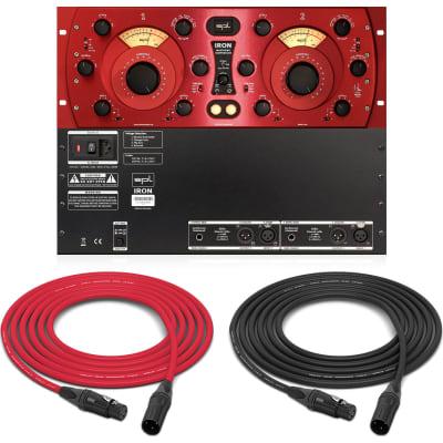 SPL Iron | Mastering Compressor (Red) | Pro Audio LA