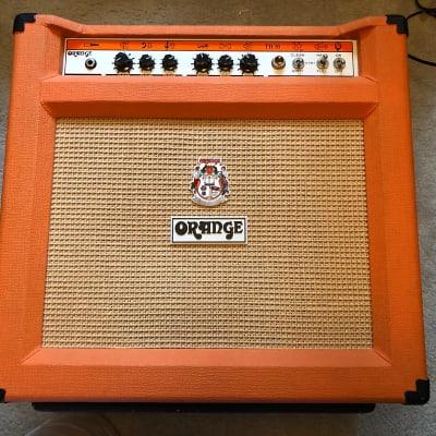 Orange TH30C 30-Watt 1x12 Twin Channel Guitar Combo Amp, Orange Tolex