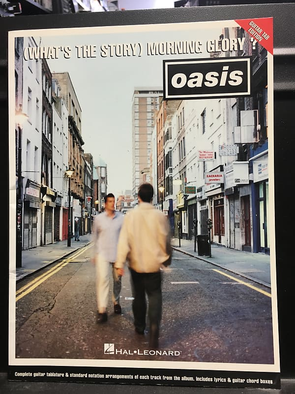 Oasis What's the Story Morning Glory Guitar TAB Edition | Reverb