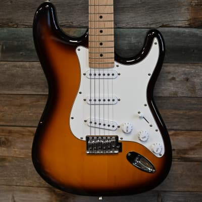 (12018) Indiana Strat Style Electric Guitar for sale