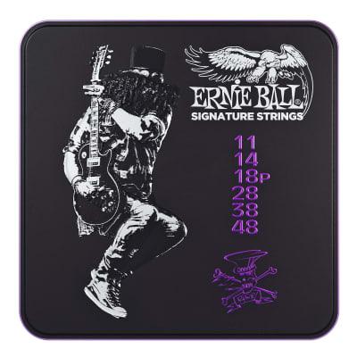 Ernie Ball Slash Signature String Set