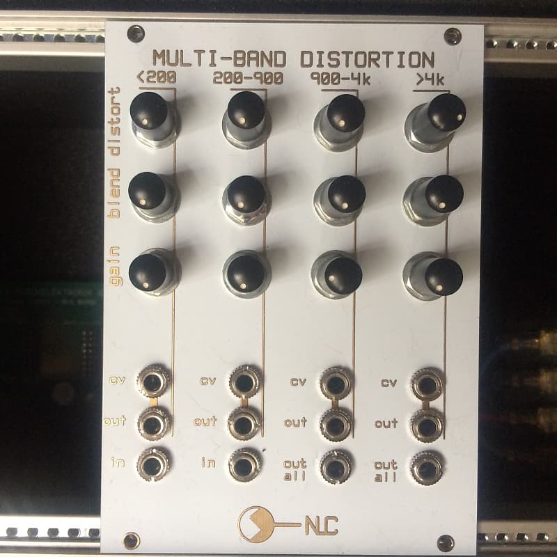 Nonlinearcircuits multi-band distortion