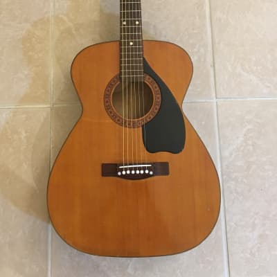 Vintage Cameo Acoustic Guitar 1970's-1980's Natural - By Kawai for sale