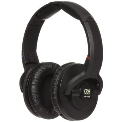 KRK KNS 6402 Studio Mixing Mastering Headphones