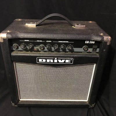 Drive CD 200 Guitar Amplifier (RT 284) for sale