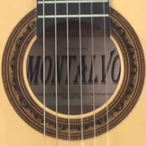 Casa Montalvo Fleta Model Flamenco Guitar 2015 for sale
