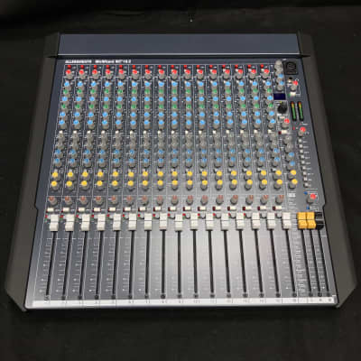 Allen & Heath WZ4 16:2 MixWizard 16-Channel Mixer-demo
