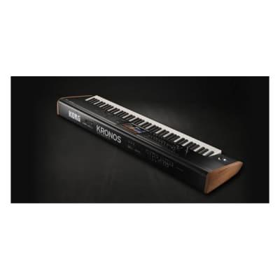 Korg Kronos 2-8 88key  Synthesizer Workstation