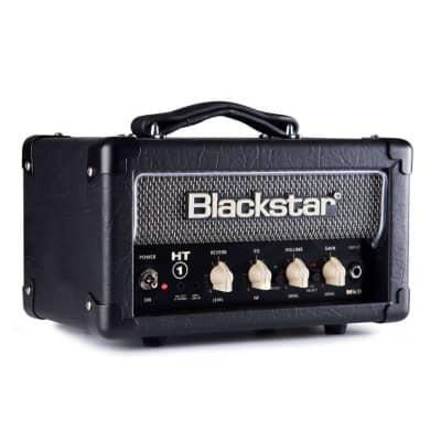 Blackstar HT1RH mkII 1 Watt All Tube Head Guitar Amplifier