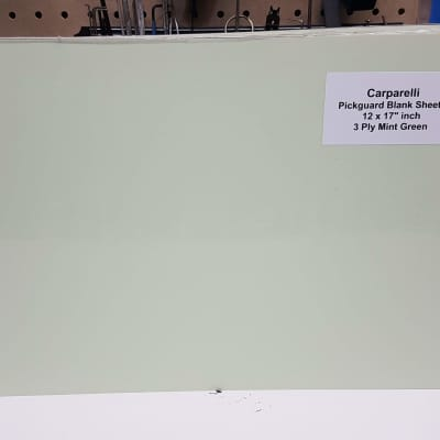 Mint Boston Blank 3 Ply Scratchplate//Pickguard Sheet Material